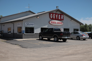 geyer rental outside